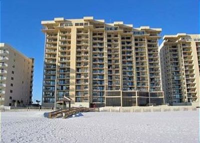 Photo for 2 bedroom 2BA Great Pools, Beach Views, Affordable! Beachfront, Orange Beach AL