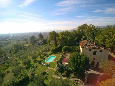 Photo for 5BR Villa Vacation Rental in Pistoia, Tuscany