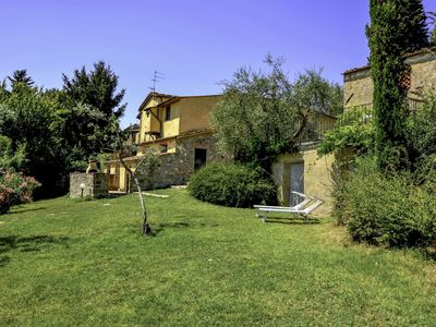 Photo for Private Villa with internet, private pool, TV, balcony, pets allowed, parking, close to Florence