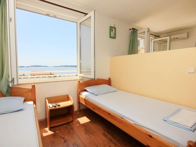 Photo for Studio flat with balcony and sea view Orebić (Pelješac)