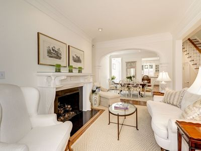 3-level, 3-bedroom, 3.5 bath Victorian in the heart of Georgetown