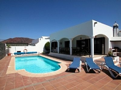 Photo for Luxury Private Villa with Heated Pool