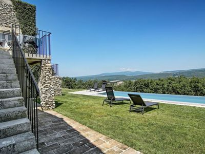 Photo for Vacation home Le Réveillat in Montjustin - 5 persons, 3 bedrooms