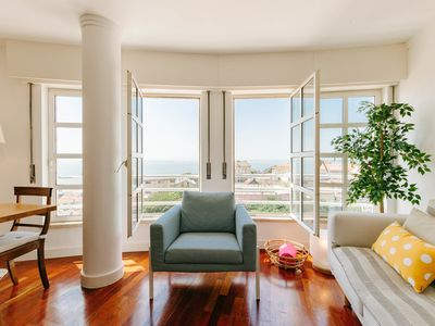 Photo for RENT4REST LISBON GRACA FLAT WITH RIVER VIEW 2BEDROOMS