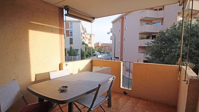 Photo for Apartment T3 - 4/6 people - Air conditioning - Wifi - Downtown and beach walk - Sainte Maxime