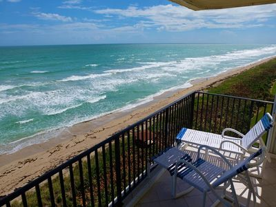 Photo for Enjoy Gorgeous, Oceanfront Views From This Penthouse 2/2 Condo!