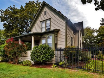 Photo for Historic 2BR Salem House w/Views of Mill Creek!