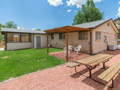 Photo for Mt Carmel Junction private home - close to Zion National Park and Pet Friendly