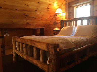 Photo for Black Bear Cabin near Middlebury, Vermont