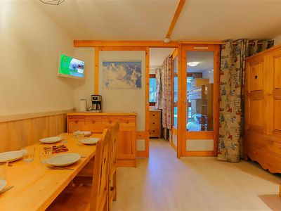Photo for Very nice apartment in the Val Thorens ski center at the feet