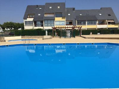 Photo for House Damgan 50 m swimming pool and tennis