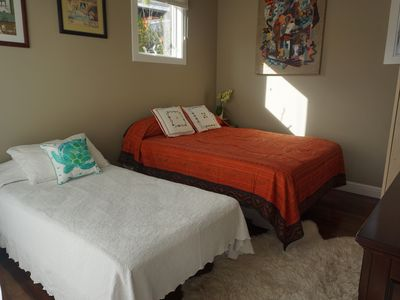 Photo for Guesthouse in the heart of Mill Valley