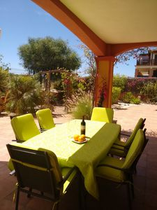 Photo for Luxury 3-bedroom apartment on Costa Esuri golf resort, Costa de la Luz