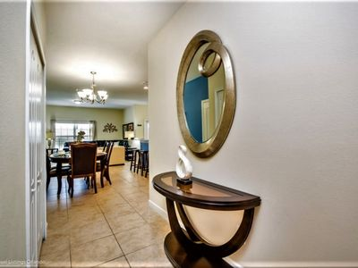Photo for Large and well decorated Townhome w/pool @ Paradise Palms 10 minutes from Disney
