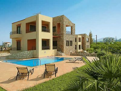 Photo for Modern, detached villa within easy reach of a sandy beach & selection of restaurants & bars