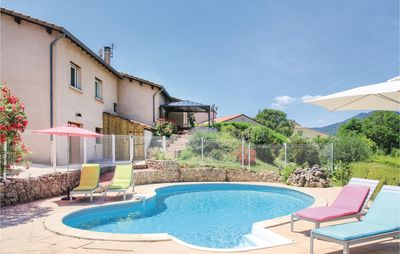 Photo for 5 bedroom accommodation in St Fortunat sur Eyrieu