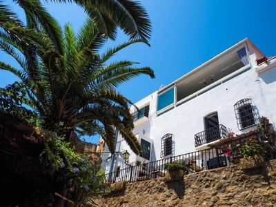 Photo for Authentic townhouse completely renovated in 2018 with stunning views