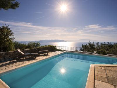 Photo for Private & Secluded Home With Own Pool And Breathtaking Views