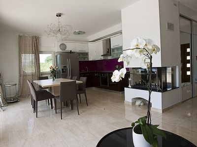 Photo for Vacation home Maranata in Omiš - 8 persons, 4 bedrooms