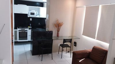 Photo for Cozy Flat Boa Viagem