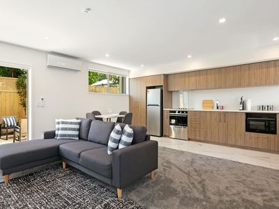 Photo for Central Hideaway - Christchurch Holiday Home