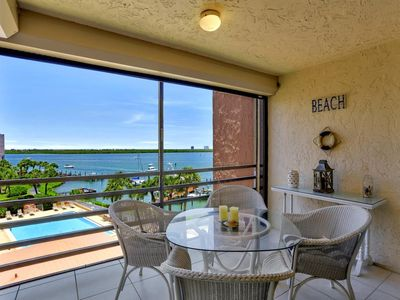 Photo for Marco Island Condo new listing:  Waterfront, Beautiful view, Pool, Hot-tub.