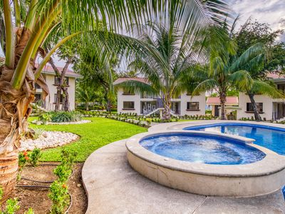 Photo for New apartment in a great location w/ shared pool, pool spa, gated entrance