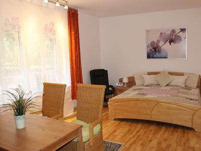 Photo for Quiet apartment in the green south of Munich
