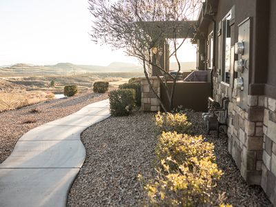 Photo for The Crows Nest, a beautiful townhome located on the Coral Canyon Golf Course