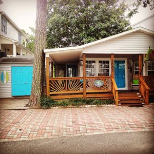 Recently updated, lovely beach house