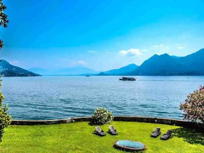 Photo for Holiday apartment Verbania for 1 - 6 persons with 2 bedrooms - Holiday apartment