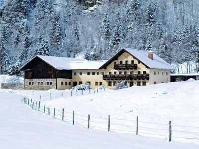 Photo for Holiday accommodation Landgut, Bad Gastein  in Salzburger Sportwelt - 13 persons, 6 bedrooms