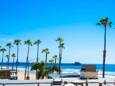 Photo for SUMMER SALE $189/NIGHT+FEE/WHITEWATER/OCEAN VIEW/D BUILDING FACE OCEANSIDE PIER
