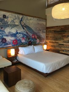 Photo for Premier Oceanview Rm - Modern and Newly Renovated Guest Suite by Moonlight Beach