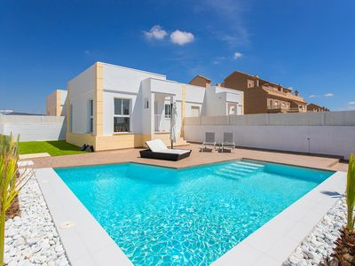 Photo for Villa / Private Pool / Airport and Beach 15-20 min