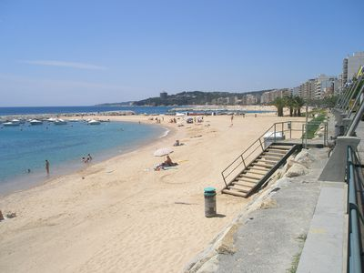 Photo for APARTMENT IN SANT ANTONI DE CALONGE A 17 METERS FROM THE BEACH