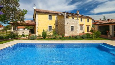 Photo for Wonderful villa with big garden and private pool