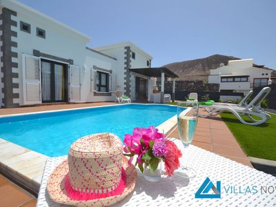 Photo for Villa 186, Los Alisios, Playa Blanca