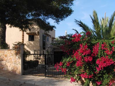 Photo for Detached house in the vicinity of one of the most beautiful bays in Majorca