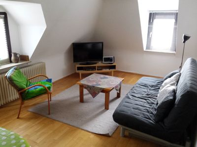 Photo for 2 Room Fair-holiday-assambler flat  in Dusseldorf, close to Trade Fair and Airport