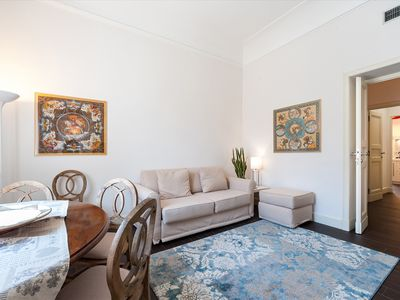 Photo for Piazza del Popolo - Luxury Penthouse for 8p.