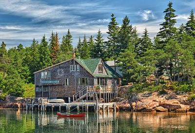 Wonsqueak Harbor House---  Relax and explore where land meets the sea.