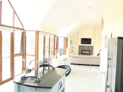 Photo for 5* Luxury The Penthouse Apartment Belfast City