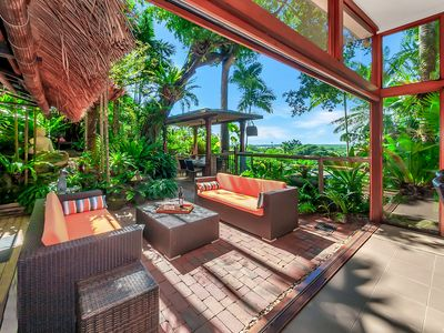 Photo for A Touch of Bali - Resort Style Luxury 4 Br w/Pool and large outdoor entertaining