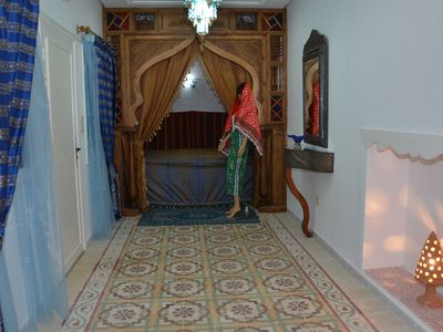Photo for 4BR Riad Vacation Rental in Hammam Sousse, Gouvernorat de Sousse