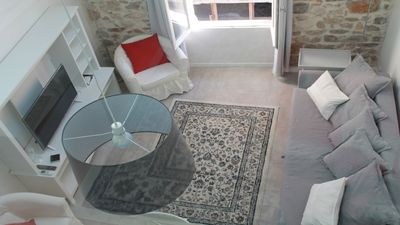 Photo for Sunny Newly Renovated Apartment, Antibes Old Town - near Port, Beaches, Wifi