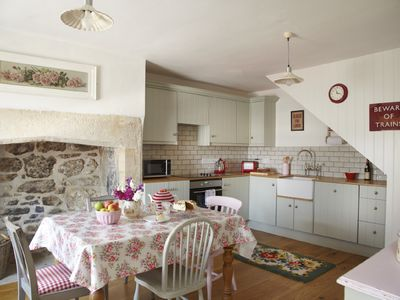 Photo for Bridge Cottage, a lovely Grade II listed cottage in a central location.