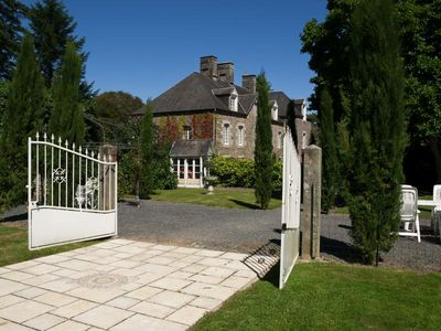 Photo for French Château Situated Within The Small Rural Village Of Hambye In Manche