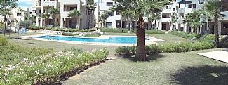 Photo for Ground Floor Apartment With WIFI At Roda Golf And Beach Resort
