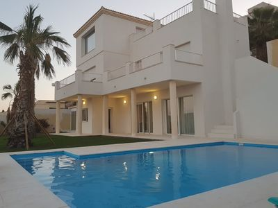 Photo for Villa with pool near the sea of Andalusia